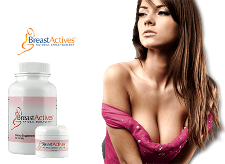 Breast Actives enhancement system