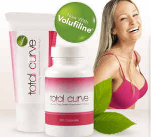 Total Curve natural breast enhancement system